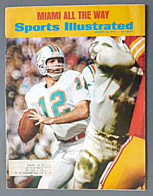 Sports Illustrated-January 22, 1973-Miami All The Way (Image1)