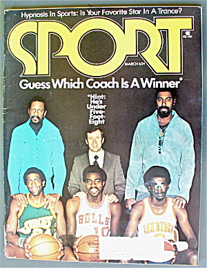 Sports Magazine March 1974 Which Coach Is A Winner (Image1)