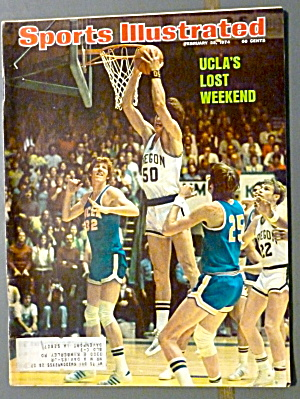 Sports Illustrated February 25, 1974 UCLA (Image1)