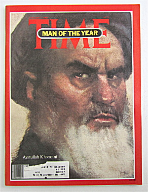 Time Magazine-January 7, 1980-Ayatullah Khomeini (Image1)