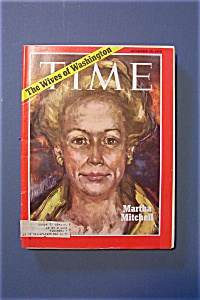 Time Magazine - November 30, 1970 - Martha Mitchell