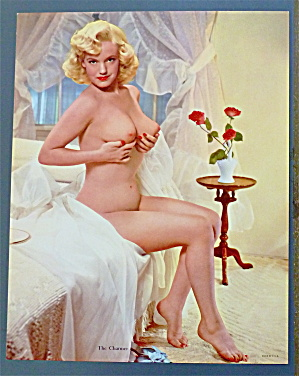 Pin Up 1950's The Charmer