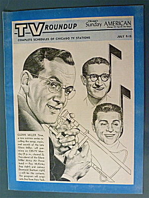 Tv Round Up July 9-15 1961 Glenn Miller