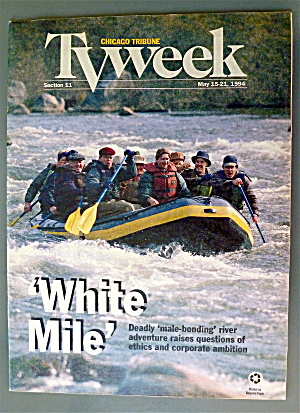 Tv Week May 15-21, 1994 White Mile (Image1)