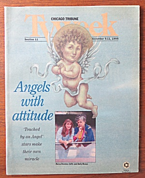 Tv Week November 5-11, 1995 Touched By An Angel (Image1)