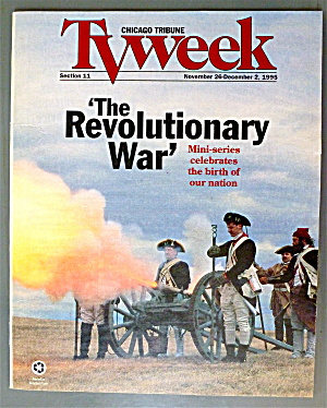 Tv Week November 26-december 2, 1995 Revolutionary War