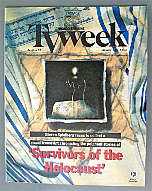 Tv Week January 7-13, 1996 Survivors Of The Holocaust