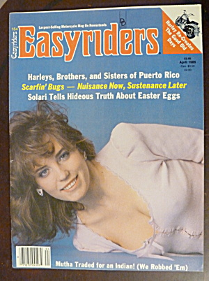 Easyriders April 1986 Scarfin' Bugs
