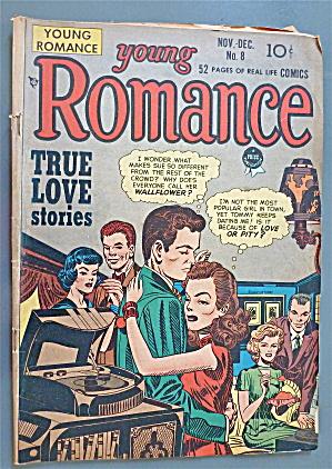 Young Romance Comic #8 November-December 1948 (Image1)
