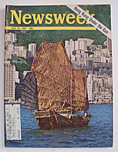 Newsweek Magazine - July 31, 1967
