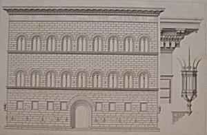 Palais Strozzi, A Florence (Image1)