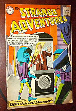 Strange Adventures Comics #111 Secret Of Last Earthman (Image1)