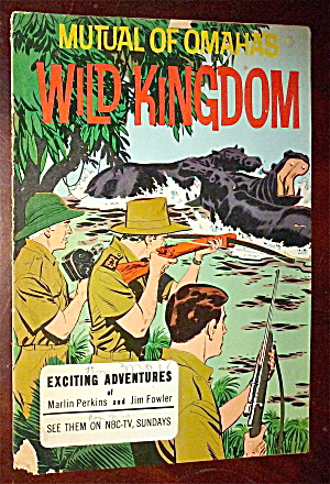 1965 Wild Kingdom (Mutual Of Omaha)