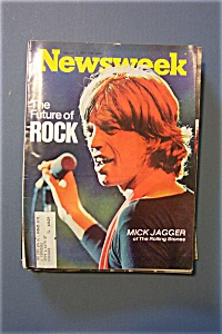 Newsweek Magazine - January 4, 1971 - Future Of Rock
