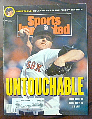 Sports Illustrated Magazine-May 13, 1991-Roger Clemens (Image1)