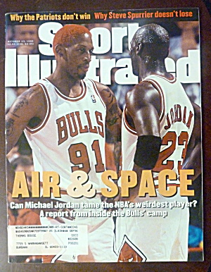Sports Illustrated-October 23, 1995-Jordan & Rodman (Image1)