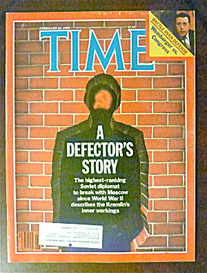 Time Magazine-February 11, 1985-Defector's Story (Image1)