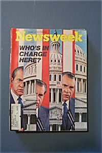 Newsweek Magazine - January 25, 1971