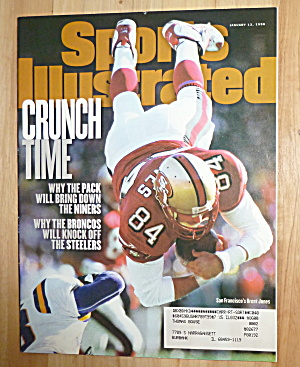 Sports Illustrated-January 12, 1998-Crunch Time (Image1)