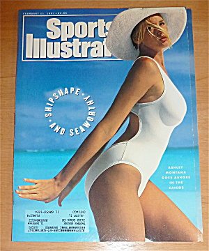 Sports Illustrated-February 11, 1991-Ashley Montana (Image1)