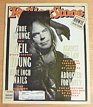 Rolling Stone-january 21, 1993-neil Young