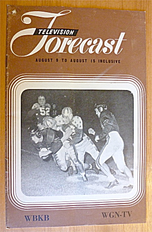 1948 Chicago Television Forecast Vol.1-#14 Football