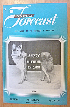 1948 Chicago Television Forecast Vol.1-#21 Mac