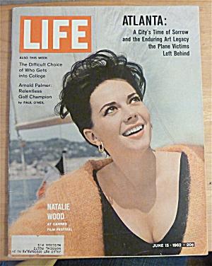Life Magazine-June 15, 1962-Natalie Wood  (Image1)