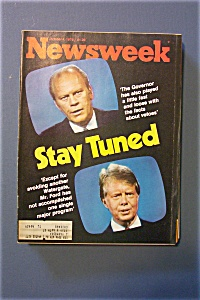 Newsweek Magazine - October 4, 1976 - Stay Tuned
