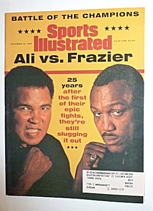 Sports Illustrated Magazine-September 30, 1996-Ali (Image1)