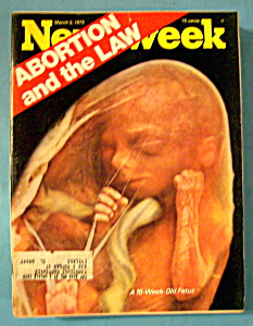 Newsweek Magazine - March 3, 1975 - Abortion & The Law