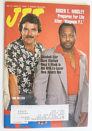 Jet Magazine May 23, 1988 Tom Selleck