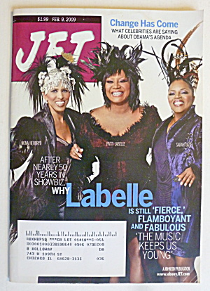 Jet Magazine February 9, 2009 Patti Labelle