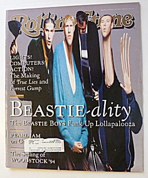 Rolling Stone Magazine August 11, 1994 Beastie Boys  (Image1)