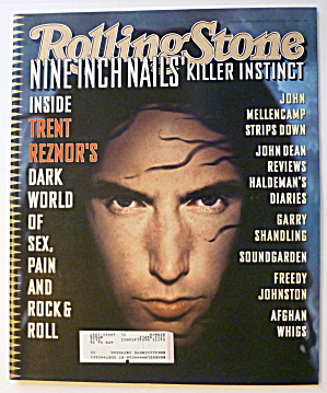 Rolling Stone Magazine September 8, 1994 9 Inch Nails