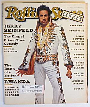 Rolling Stone Magazine September 22, 1994 Seinfeld (Image1)