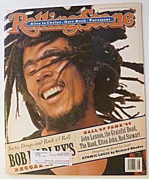 Rolling Stone Magazine February 24, 1994 Bob Marley (Image1)