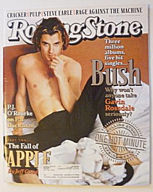 Rolling Stone Magazine April 18, 1996 Gavin Rossdale (Image1)