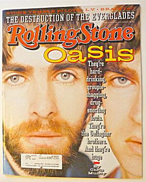 Rolling Stone Magazine May 2, 1996 Oasis (Image1)