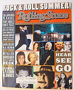 Rolling Stone Magazine June 13, 1996 Lollapalooza (Image1)