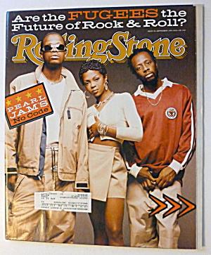 Rolling Stone Magazine September 5, 1996 Pearl Jam (Image1)