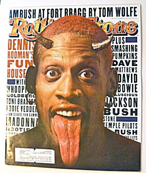Rolling Stone Magazine December 12, 1996 Dennis Rodman (Image1)