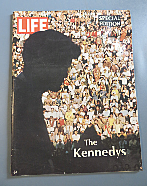 Life Magazine 1968 The Kennedys  (Image1)