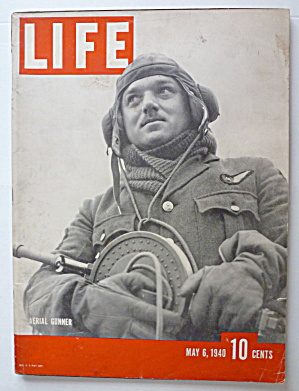 Life Magazine May 6, 1940 Aerial Gunner  (Image1)