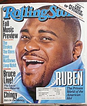 Rolling Stone Magazine August 21, 2003 Ruben  (Image1)