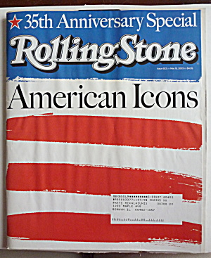Rolling Stone Magazine May 15, 2003 25th Anniversary (Image1)