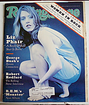 Rolling Stone Magazine October 6, 1994 Liz Phair  (Image1)