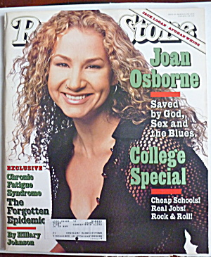 Rolling Stone Magazine March 21, 1996 Joan Osborne  (Image1)