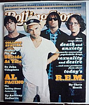 Rolling Stone Magazine October 17, 1996 R. E. M. (Image1)