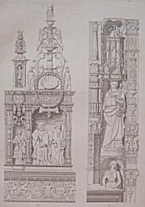 Tombeau Des Cardinaux D'Amboise, A Rouen (Image1)
